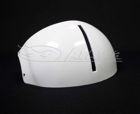 CASCO-VR   Cáscara visera rebatible