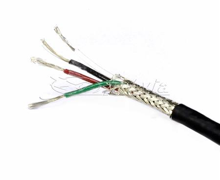 W4C24B   Cable Multiconductor + Malla